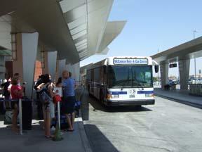 Best option for transportation to mccarran